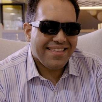 Saqib Shaikh Microsoft (Seeing AI)
